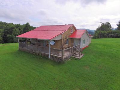 Livingston Single Family Home For Sale: 2095 Rickman Road