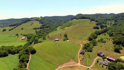 Gainesboro Residential Lots & Land For Sale: 100 Ac Flynn's Lick Lane