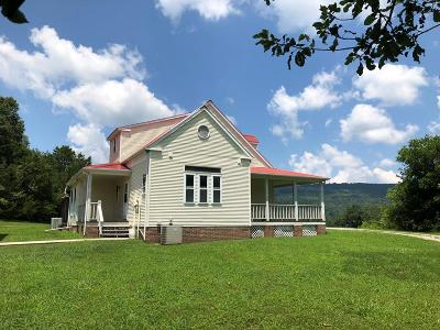 Sparta TN Single Family Home For Sale: $412,500