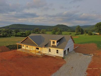 Sparta TN Single Family Home For Sale: $484,500