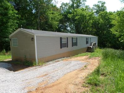 Single Family Home For Sale: 921 Levon Sparkman Road