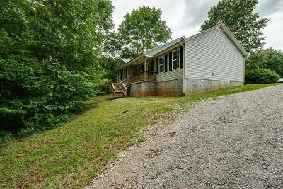 Sparta Single Family Home For Sale: 1419 Pistole Rd