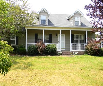 Baxter Single Family Home For Sale: 6835 Cookeville Boat Dock Rd
