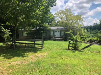 Gainesboro TN Single Family Home For Sale: $119,900
