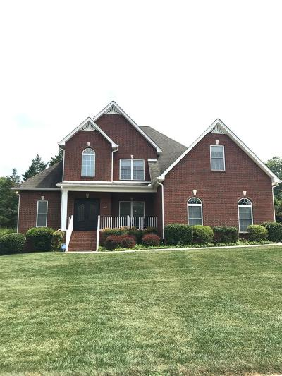 Cookeville Single Family Home For Sale: 1227 Buckingham