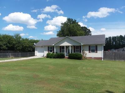 Baxter Single Family Home For Sale: 141 Chestnut Street