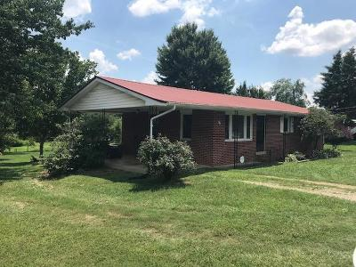 Cookeville Single Family Home For Sale: 776 Buffalo Valley Rd