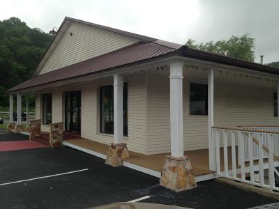 Gainesboro Commercial For Sale: 413 Hull
