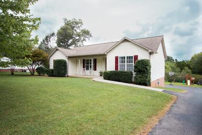 Cookeville Single Family Home For Sale: 1520 White Road