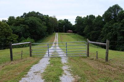 Putnam County Residential Lots & Land For Sale: 43.74 Ac Bethany Road