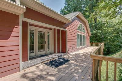 Silver Point Single Family Home For Sale: 284 Lakewood Road