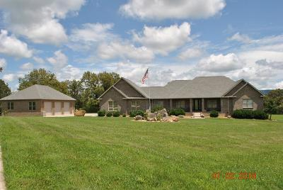 Crossville Single Family Home For Sale: 5319 Dunbar