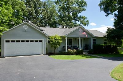 Cookeville Single Family Home For Sale: 3353 Phillips Cemetery Road