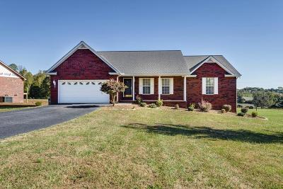 Cookeville Single Family Home For Sale: 3913 Hilltop Drive