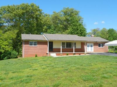 Sparta Single Family Home For Sale: 136 Central Cir