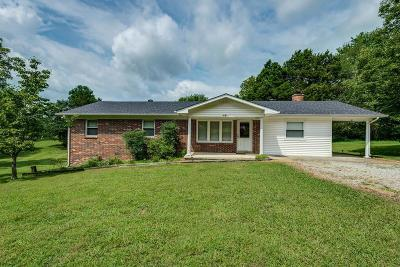 Cookeville Single Family Home For Sale: 1209 Springdale Drive