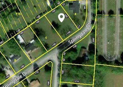 Cookeville Residential Lots & Land For Sale: 1213 Springdale Drive