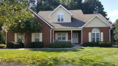 Cookeville Single Family Home For Sale: 123 Leon
