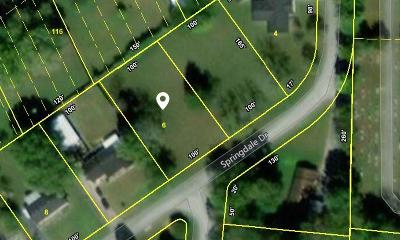 Cookeville Residential Lots & Land For Sale: 1215 Springdale Drive