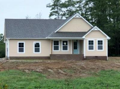 Cookeville Single Family Home For Sale: 7220 Ditty Rd