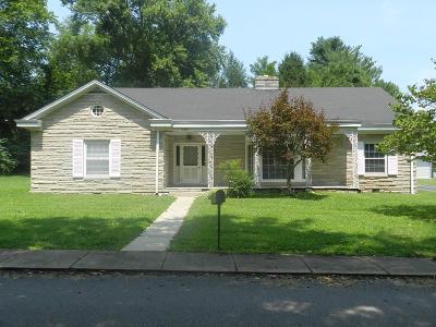 Gainesboro Single Family Home For Sale: 208 Gipson Avenue