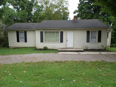 Cookeville TN Single Family Home For Sale: $74,929