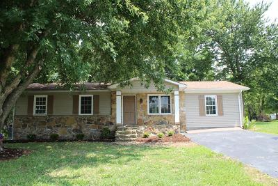 Sparta Single Family Home For Sale: 122 Vandy Cir
