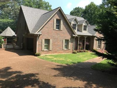 Cookeville Single Family Home For Sale: 440 Hampton Circle