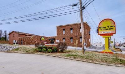 Cookeville Commercial For Sale: 341 Willow
