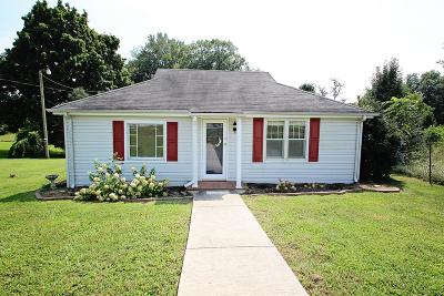 Sparta Single Family Home For Sale: 2281 Smithville Hwy