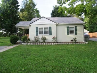 Cookeville TN Single Family Home For Sale: $109,900