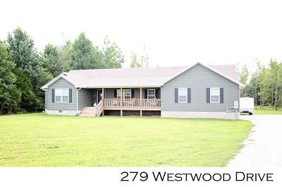 Sparta Single Family Home For Sale: 279 Westwood Drive