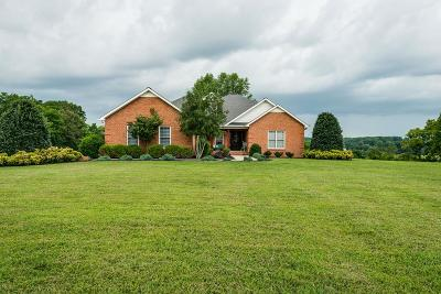 Sparta TN Single Family Home For Sale: $375,500