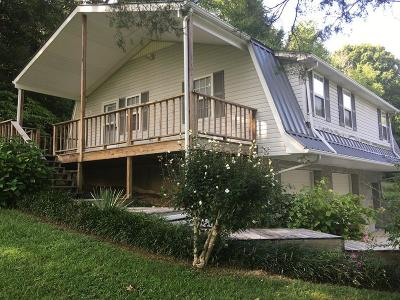 Single Family Home For Sale: 2114 Upper Hilham Rd