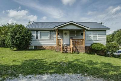Cookeville TN Single Family Home For Sale: $127,900