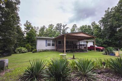 Gainesboro Single Family Home For Sale: 150 Hickory Lane