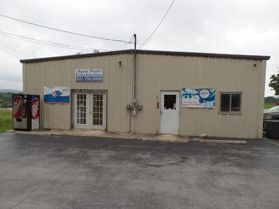 Sparta Commercial For Sale: 525 Roosevelt Drive