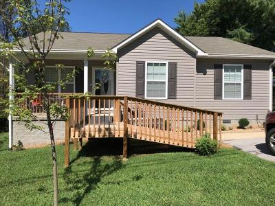 SPARTA Single Family Home For Sale: 13 Hillcrest Dr