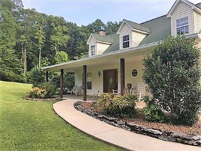 Cookeville Single Family Home For Sale: 467 Poplar Springs Rd
