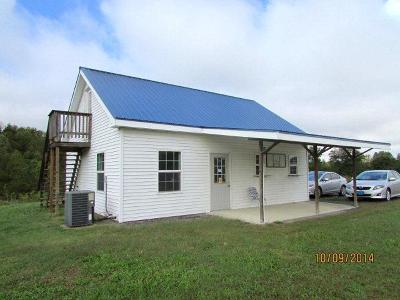 Gainesboro Single Family Home For Sale: 3446 Grundy Quarles Highway