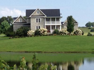 Crab Orchard, Crossville, Fairfield Glade, Monterey, Pleasant Hill, Sparta Single Family Home For Sale: 5495 Dunbar Road