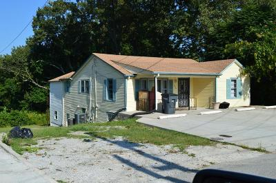 Cookeville Multi Family Home For Sale: 539 Polly Drive