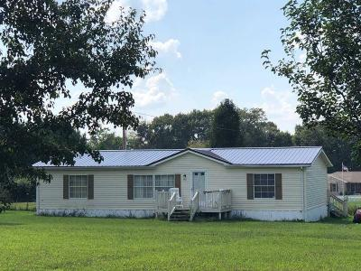 Cookeville TN Single Family Home For Sale: $122,500