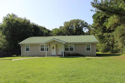Gainesboro Single Family Home For Sale: 205 A & B Cassetty Lane