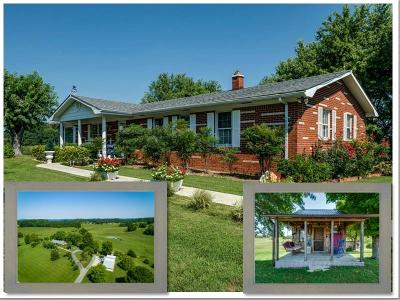 Allons Single Family Home For Sale: 4670 Celina Hwy