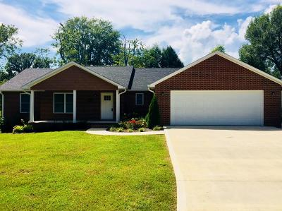 Cookeville Single Family Home For Sale: 982 N. Pickard