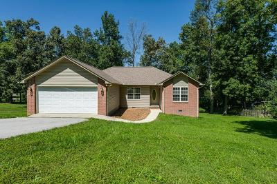 Crossville Single Family Home For Sale: 181 Brookhaven Dr.