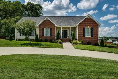 Cookeville Single Family Home For Sale: 1898 Clemmons Road