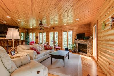 Silver Point Single Family Home For Sale: 320 Captains Point