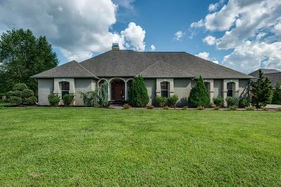 Cookeville Single Family Home For Sale: 3552 Tolbert Drive